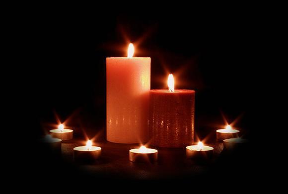 Как гадать на свечу