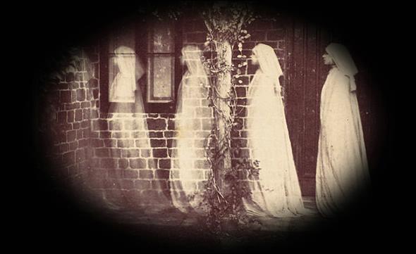 Злые и добрые призраки